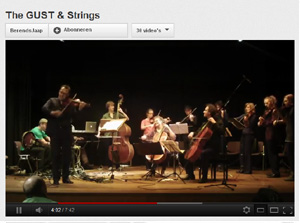 The GUST & Cologne String Big Band